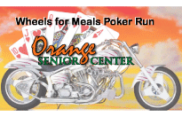 wheels for meals OTO Events October 6 12