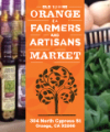 Top Five Tips for the Farmer's Market
