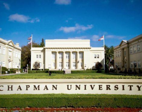 I Heart Chapman University