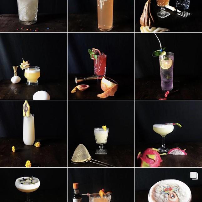 Vintage Cocktails Workshop: Curating a Classic Bar