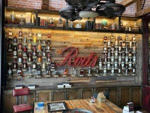 Whiskey Tasting Room, Bosscat
