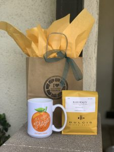 MOther's Day Coffee Gift Set from iheartoldtowneorange.com