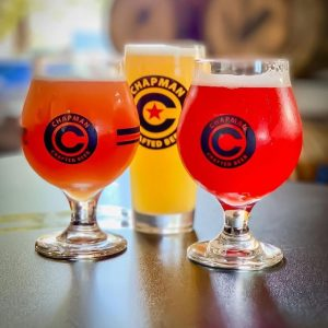 Beers from Chapman Crafted