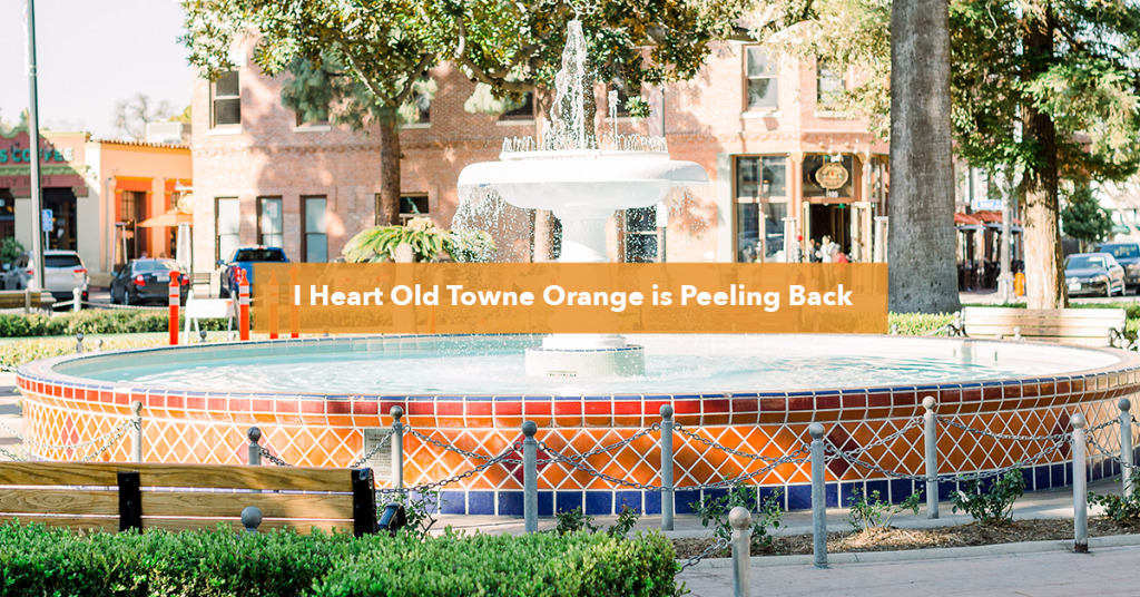 Old Towne Orange Fountain